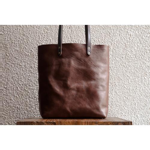 Foto Produk Leather Work Tote Fox dari letsdothis