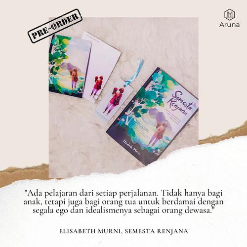 Foto Produk Semesta Renjana - Elisabeth Murni dari Aruna Omah Buku