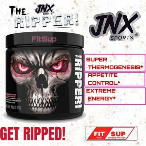 Foto Produk The Ripper 30serving fat burn pembakar lemak alami diet sehat dari FitSup