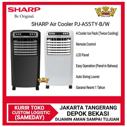 Foto Produk AIR COOLER SHARP PJ-A55TY *Free ongkir khusus jabodetabek* dari DPRINCE