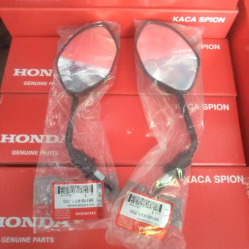 Foto Produk Kaca spion Honda set Revo fit / blade / supra x 125 fi asli dari ParwatyShop