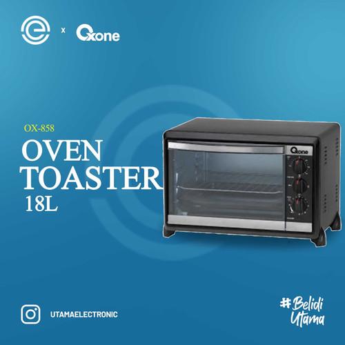 Foto Produk OXONE Oven Toaster 18 Liter OX-858 dari UTAMA_ELECTRONIC