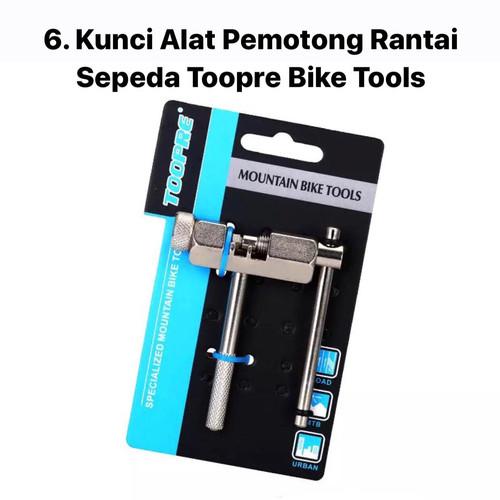 Foto Produk Kunci Alat Pemotong Rantai Sepeda Toopre Bike Tools dari Idola Bike Shop
