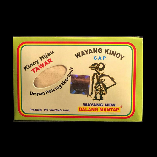 Foto Produk Wayang Jitu - Kinoy TAWAR dari Umpan Kriik