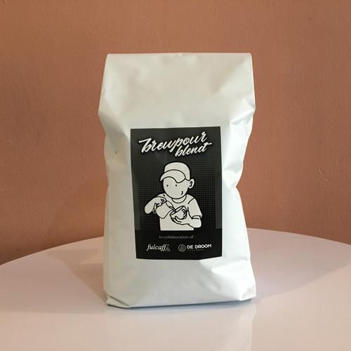 Foto Produk Brew Pour Blend 1 Kg (Espresso, Latte Art, Kopi Susu Kekinian) dari Fulcaff