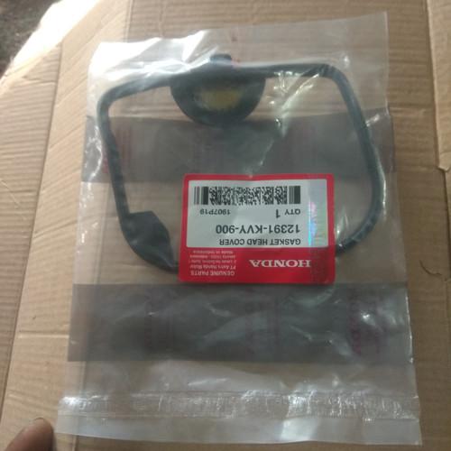 Foto Produk sil seal karet head beat karbu dari dokter motor