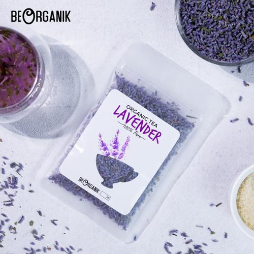 Foto Produk Teh Lavender / Lavender Tea Beorganik 10gr dari Beorganik