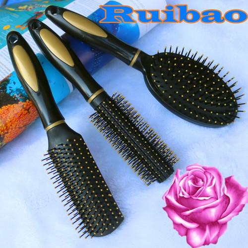 Foto Produk Sisir Anti Statik Hair Massage Pijat Rambut Kriting (AAA) - 1 set 3 pcs dari RUIBAO