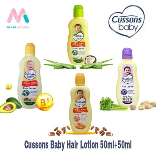 Foto Produk Cussons Hair Lotion 100 ml dari Mamah Nayyara