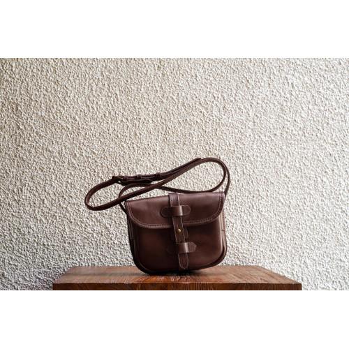 Foto Produk D.S. S Fox Small Leather Satchel dari letsdothis