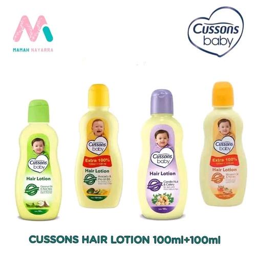 Foto Produk Cussons Hair Lotion 200 ml dari Mamah Nayyara
