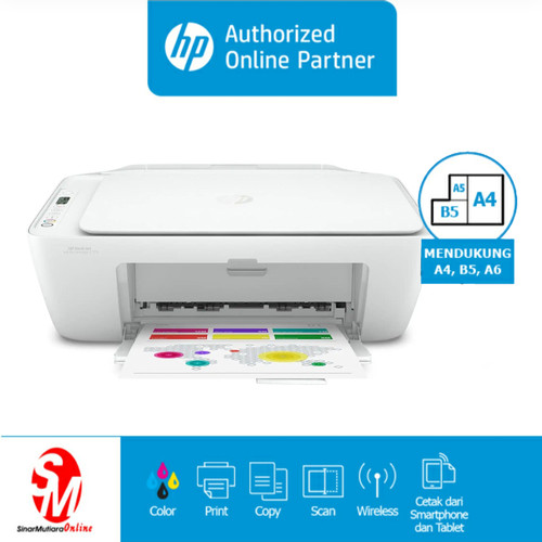 Foto Produk Printer HP 2775 Ink Advantage Deskjet All In One Wireless dari Sinarmutiara Online