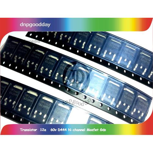 Foto Produk Transistor 12a 60v D444 N channel Mosfet dari dnpgoodday