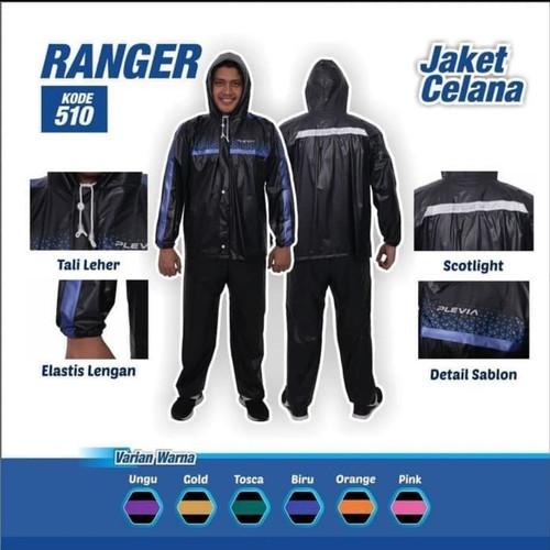 Foto Produk Jas ujan jaket celana plevia 510 dari BBTronik