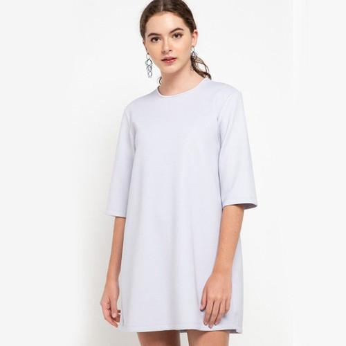 Foto Produk KORZ Scuba Basic Dress Mini Dress - L dari KORZ