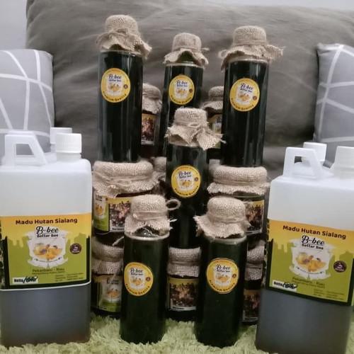 Foto Produk Madu Hutan Liar Sialang Sumatra- Murni kualitas eksport ukuran 350 mg dari fiankashop
