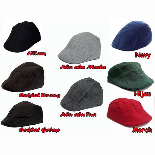 Foto Produk Topi Painter Pelukis Topi Seniman dari Graha Gaya