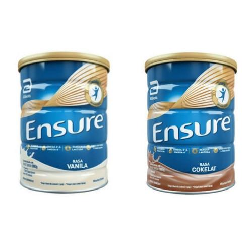 Foto Produk Ensure 900 gram - Vanilla atau Cokelat - Coklat dari TOKO SUSU SELA