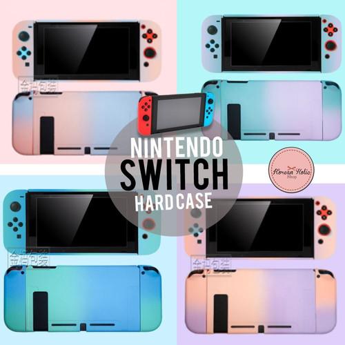 Foto Produk READY! Nintendo Switch Hard Case | Protective Shell - 3. Pink Blue dari Koreanholicshop