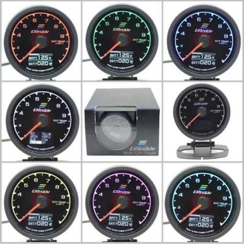 Foto Produk indikator greddy gauge multi d/a dari HWIS Jok&Part Racing
