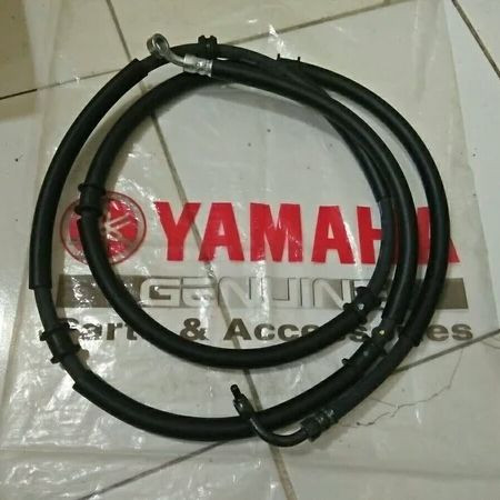 Foto Produk selang rem disc belakang hose brake selang cakram yamaha Nmax 210cm dari IDR MTR Shop