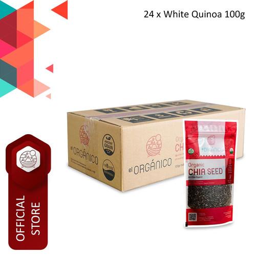 Foto Produk Chia Seed Organic El Organico 100gr (Carton Box) dari ELorganico