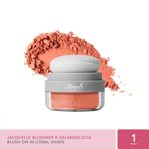 Foto Produk Jacquelle BlushHer Blush On - Angel dari Jacquelle Official