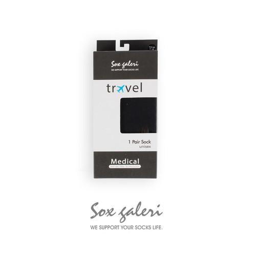 Foto Produk Sox Galeri Travel Socks/Compression Socks/Kaos Kaki Kompresi - 37 - 40 dari Sox galeri