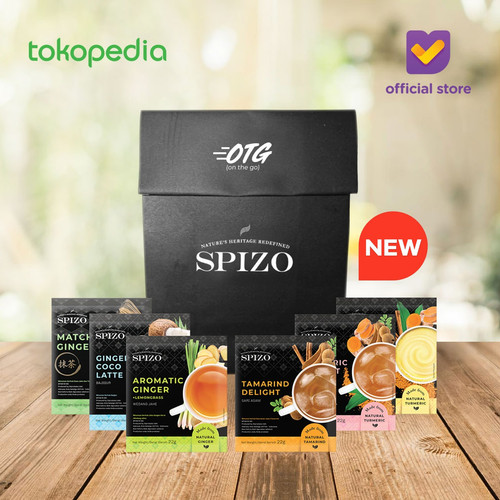 Foto Produk Spizo On The Go dari SPIZO