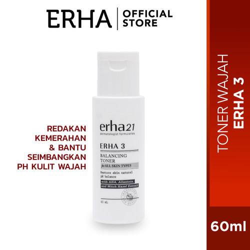 Foto Produk erha21 Erha 3 Balancing Toner 60ml - Toner Wajah dari Erha Official Store