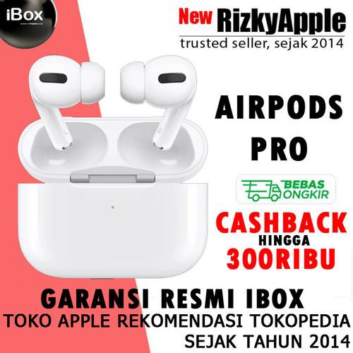 Foto Produk Apple Airpods Pro 2019 MWP22 Airpod Original - Garansi INTER dari New Rizkyapple