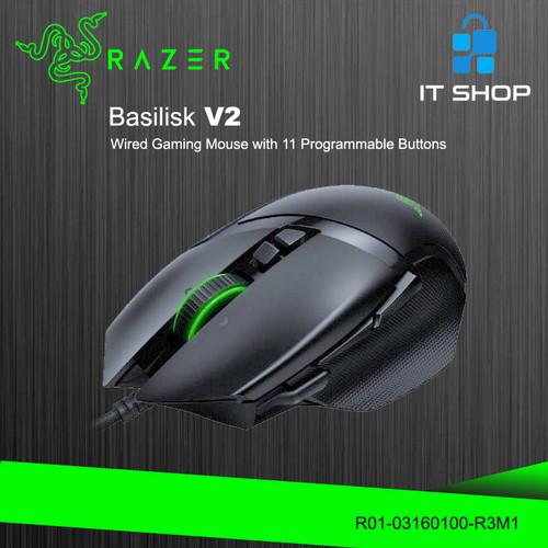 Foto Produk Razer Mouse Basilisk V2 dari IT-SHOP-ONLINE