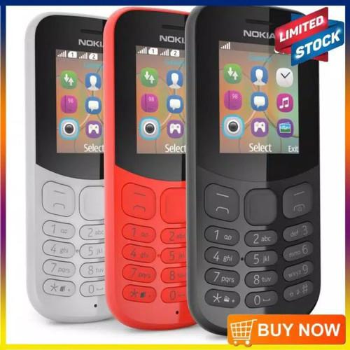 Foto Produk nokia 3310 reborn dual sim nokia resmi nokia jadul - 130, no charger dari jitu ponsel