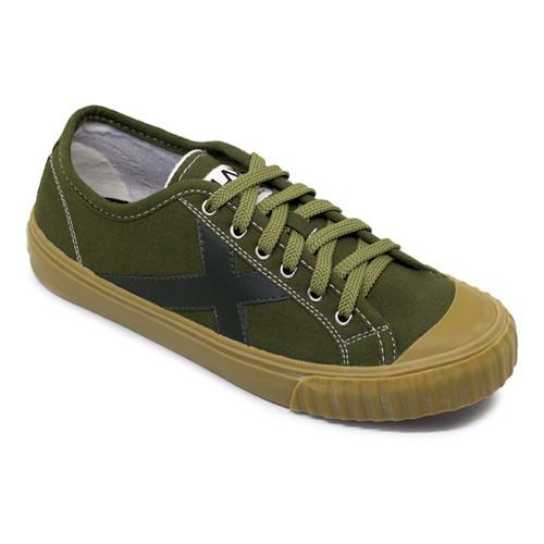 Foto Produk BLAX Footwear - Edisi SEPATUNYA RAKYAT - Sneakers Kanvas Army Gum dari BLAX Footwear