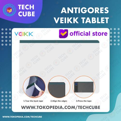 Foto Produk VEIKK Film Pelindung Layar Transparan Antigores Drawing Tablet A50 A15 - VEIKK A30 dari Tech Cube