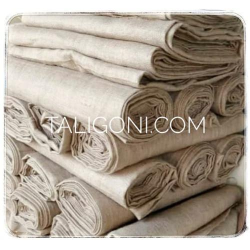 Foto Produk Kain goni import bahan goni craft natural dari Tali Goni