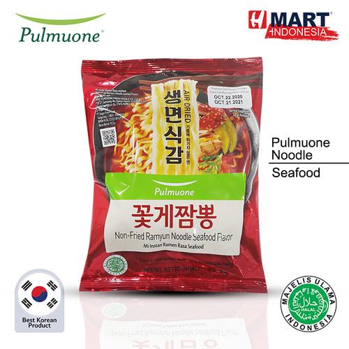 Foto Produk Pulmuone Non Fried Ramyun Noodle - Seafood dari H Mart Official Shop
