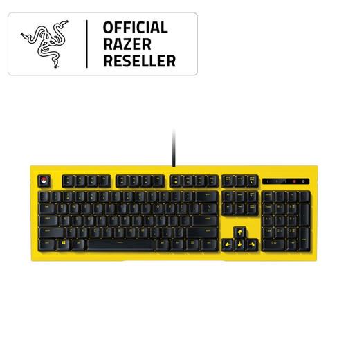 Foto Produk Razer Ornata Expert Pikachu Limited Edition dari Razer Store