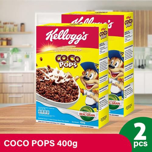 Foto Produk [SPECIAL BUNDLE] Kelloggs Coco Pops 2 x 400g dari Kelloggs Official