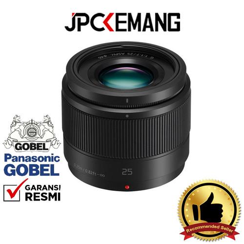 Foto Produk Panasonic 25mm f/1.7 Lumix G ASPH dari JPCKemang