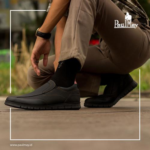 Foto Produk PAULMAY Sepatu Formal Pria Modena 03 - Hitam, 41 dari Paulmay