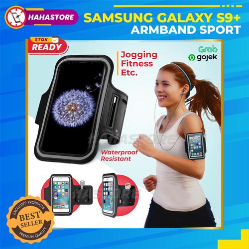 Foto Produk Samsung S9+ Plus Sport Case Armband Sarung Casing Lengan Soft Arm Band dari HahaStore