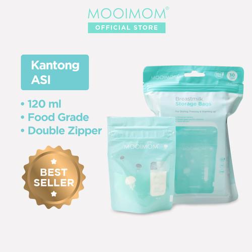 Foto Produk MOOIMOM Breastmilk Storage Bags Kantong ASI dari MOOIMOM Official