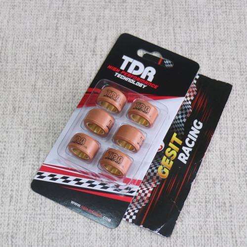 Foto Produk Roller Beat fi/ Vario 110 TDR size 7/8/9/10/11/12 Gram - 7 gr dari Gesit Racing