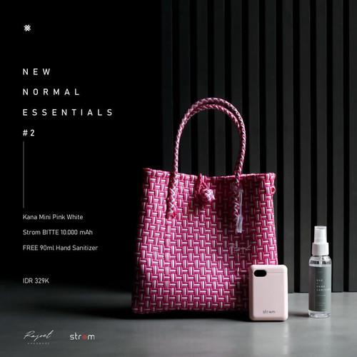 Foto Produk Strom Bitte x Rajoet Kana Mini Pink Collaboration Year End Package dari Strom Indonesia