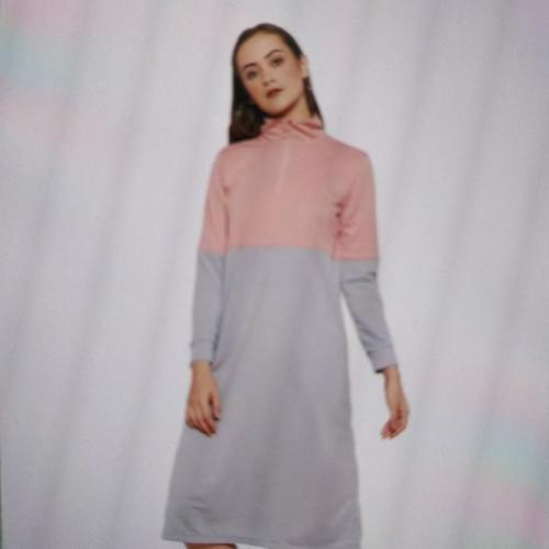 Foto Produk blocked colour dress dari Harapan7 Store
