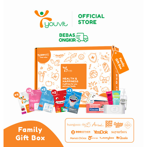 Foto Produk Youvit Limited Edition Family Gift Box dari Youvit Official