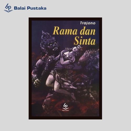 Foto Produk Rama dan Sinta (Trajono) - Balai Pustaka dari Balai Pustaka