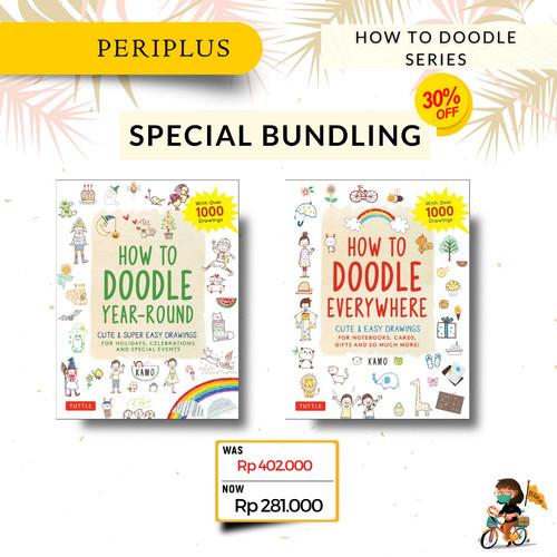 Foto Produk How to Doodle Bundle - MRPC95 dari Periplus Official Bookstore