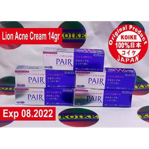 Foto Produk Lion Pair Acne Cream 14gr Original Japan - Obat Jerawat dari koike